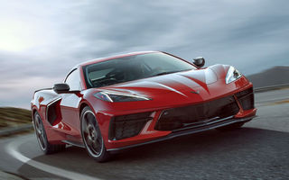 Informații neoficiale: noul Chevrolet Corvette a parcurs circuitul de la Nurburgring în 7 minute și 28.3 secunde
