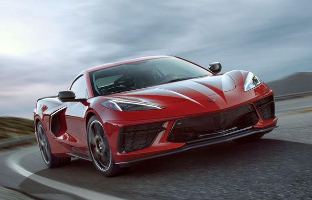 Informații neoficiale: noul Chevrolet Corvette a parcurs circuitul de la Nurburgring în 7 minute și 28.3 secunde - Poza 1