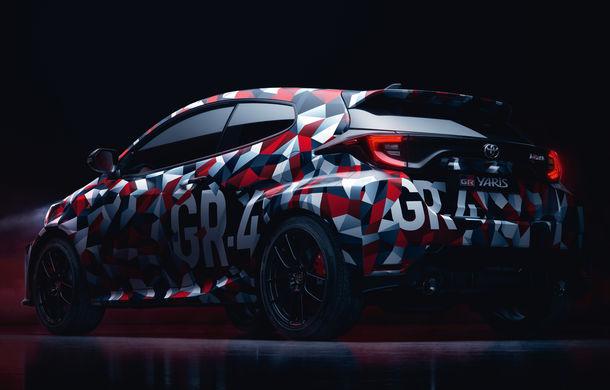 Un nou teaser video cu viitorul Hot Hatch Toyota GR Yaris: modelul producătorului nipon va avea peste 250 CP și va fi prezentat în 10 ianuarie - Poza 1