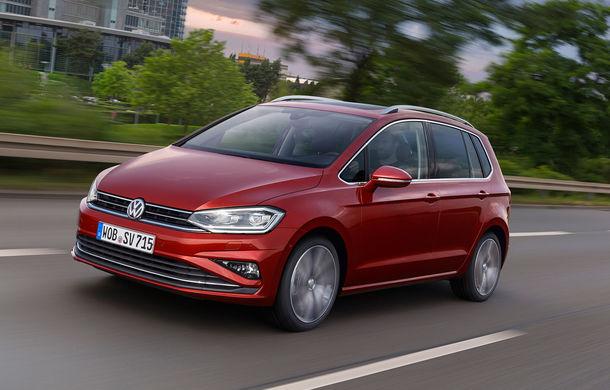 Victime colaterale în cadrul Volkswagen: cererea mare pentru SUV-uri ar putea duce la eliminarea unor monovolume din portofoliu - Poza 1