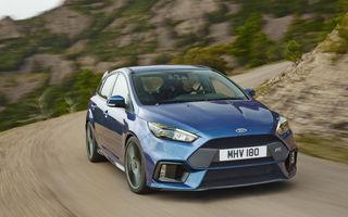 Viitoarea generație Ford Focus RS ar putea avea un sistem electrificat de propulsie: Hot Hatch-ul producătorului american va oferi peste 400 CP