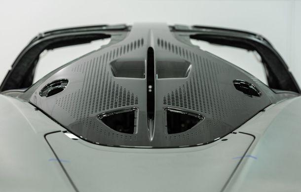 Speedtail este cel mai rapid McLaren de serie de până acum: hypercar-ul hibrid a depășit bariera celor 400 km/h - Poza 14