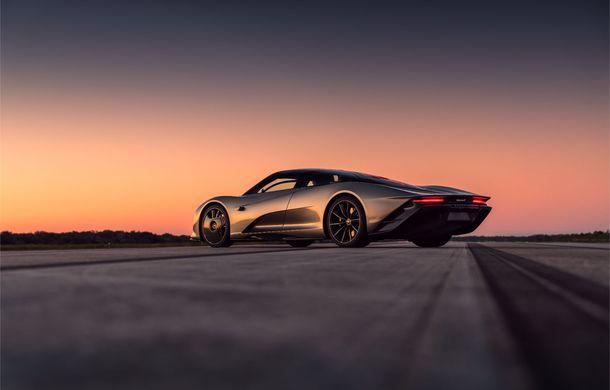 Speedtail este cel mai rapid McLaren de serie de până acum: hypercar-ul hibrid a depășit bariera celor 400 km/h - Poza 5