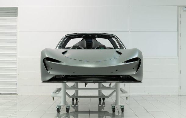 Speedtail este cel mai rapid McLaren de serie de până acum: hypercar-ul hibrid a depășit bariera celor 400 km/h - Poza 12