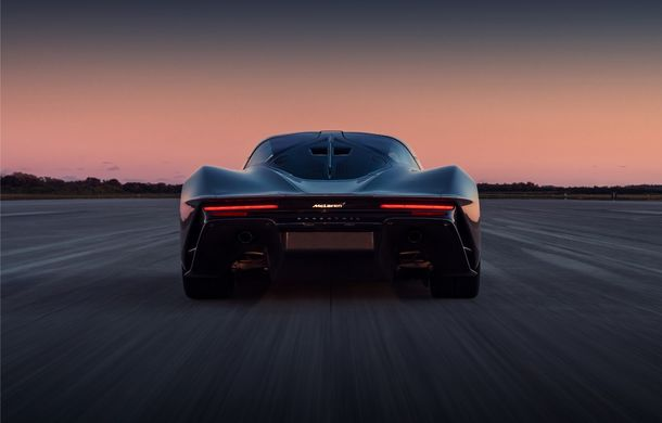 Speedtail este cel mai rapid McLaren de serie de până acum: hypercar-ul hibrid a depășit bariera celor 400 km/h - Poza 6