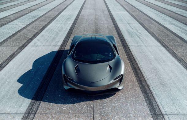 Speedtail este cel mai rapid McLaren de serie de până acum: hypercar-ul hibrid a depășit bariera celor 400 km/h - Poza 7