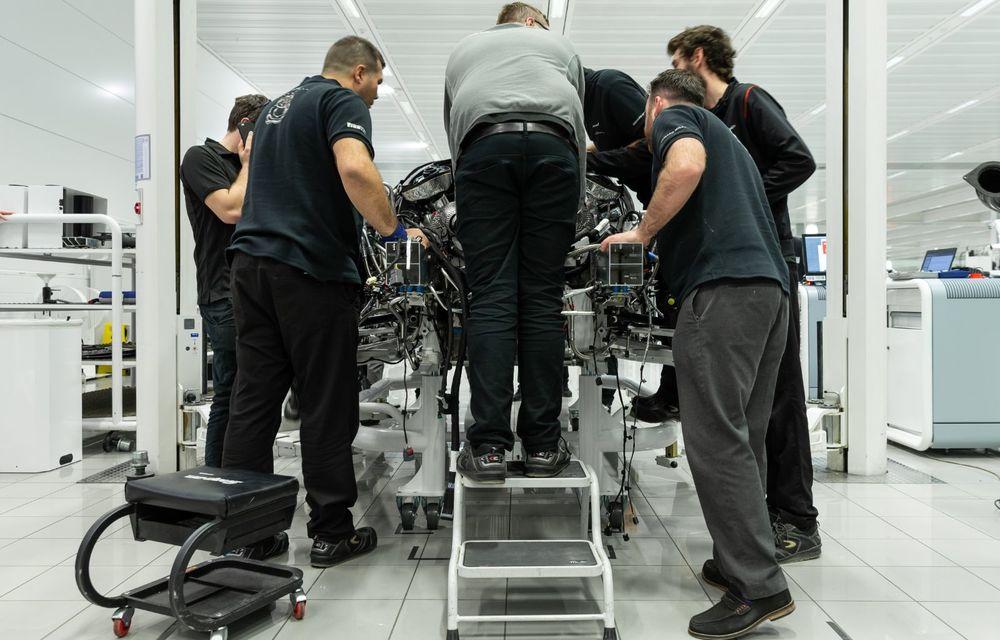 Speedtail este cel mai rapid McLaren de serie de până acum: hypercar-ul hibrid a depășit bariera celor 400 km/h - Poza 18