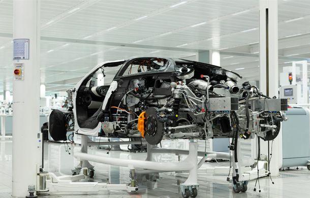 Speedtail este cel mai rapid McLaren de serie de până acum: hypercar-ul hibrid a depășit bariera celor 400 km/h - Poza 16