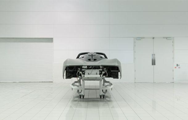 Speedtail este cel mai rapid McLaren de serie de până acum: hypercar-ul hibrid a depășit bariera celor 400 km/h - Poza 13