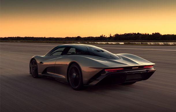 Speedtail este cel mai rapid McLaren de serie de până acum: hypercar-ul hibrid a depășit bariera celor 400 km/h - Poza 3