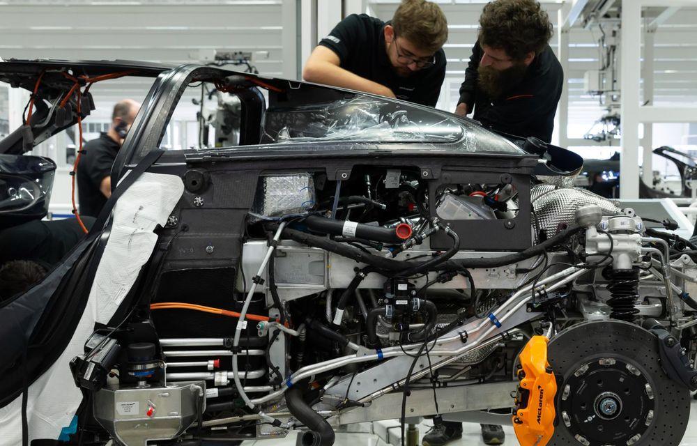 Speedtail este cel mai rapid McLaren de serie de până acum: hypercar-ul hibrid a depășit bariera celor 400 km/h - Poza 17