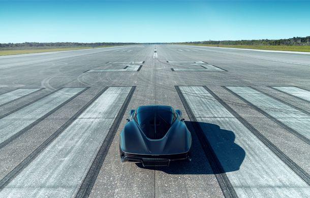 Speedtail este cel mai rapid McLaren de serie de până acum: hypercar-ul hibrid a depășit bariera celor 400 km/h - Poza 8