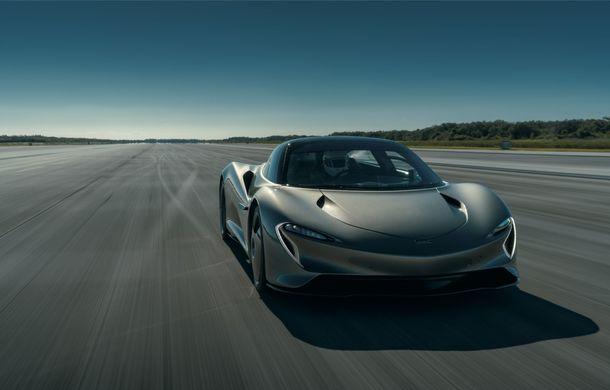 Speedtail este cel mai rapid McLaren de serie de până acum: hypercar-ul hibrid a depășit bariera celor 400 km/h - Poza 9