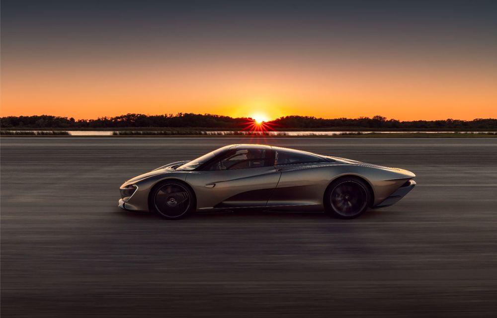 Speedtail este cel mai rapid McLaren de serie de până acum: hypercar-ul hibrid a depășit bariera celor 400 km/h - Poza 4