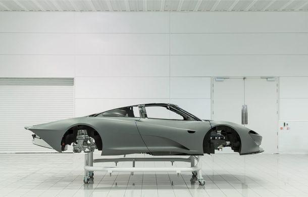 Speedtail este cel mai rapid McLaren de serie de până acum: hypercar-ul hibrid a depășit bariera celor 400 km/h - Poza 11