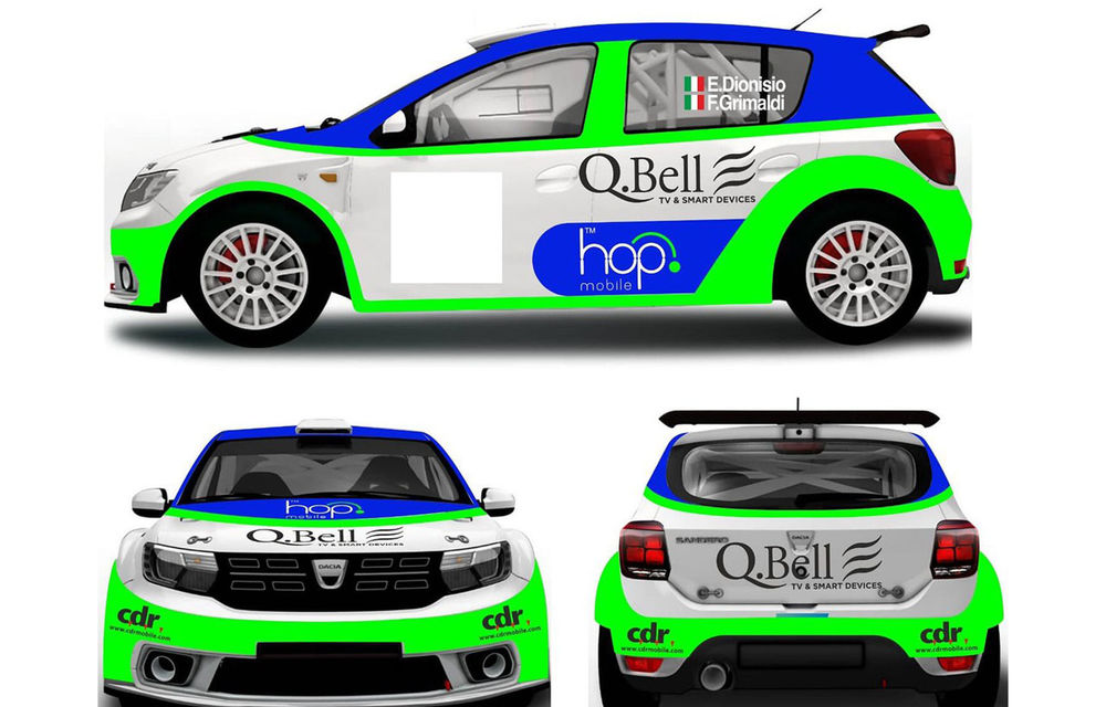 Dacia Sandero în Raliul Monte Carlo din luna ianuarie: versiunea pentru raliuri are 265 de cai putere și tracțiune integrală - Poza 12