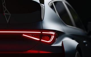 Primul teaser pentru Cupra Leon Competicion: modelul de competiții va fi bazat pe noua generație Leon, care va fi prezentată în 28 ianuarie