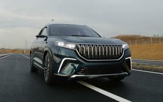 Turcia lansează primul său brand auto național: primul model electric de la TOGG, un SUV în 2022