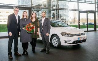 Volkswagen a livrat peste 250.000 de mașini electrice și hibride: cel mai căutat model este e-Golf