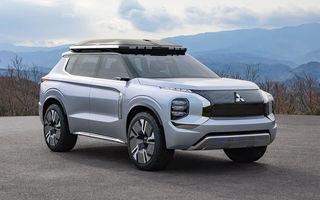 Mitsubishi în 2020: noua generație Outlander, un crossover mai mic și eliminarea motorizărilor diesel