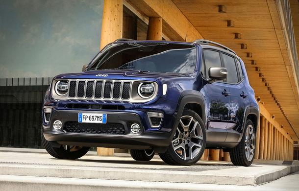 CES 2020: Jeep va prezenta Wrangler, Renegade și Compass cu versiuni plug-in hybride 4xe - Poza 1