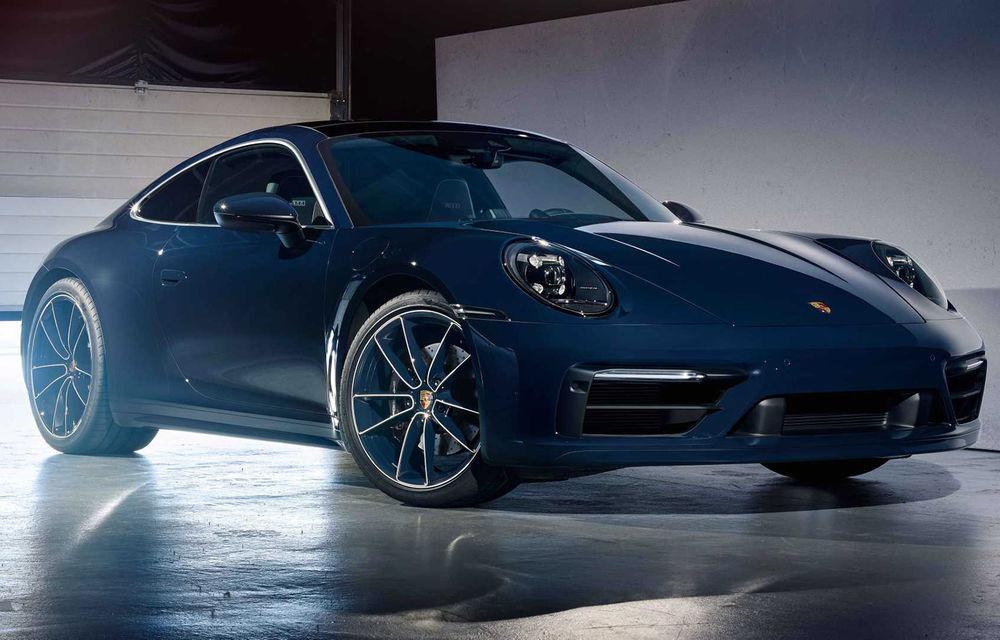 Porsche 911 Belgian Legend: ediția specială a fost gândită pentru aniversarea celor 75 de ani ai pilotului Jacky Ickx - Poza 1