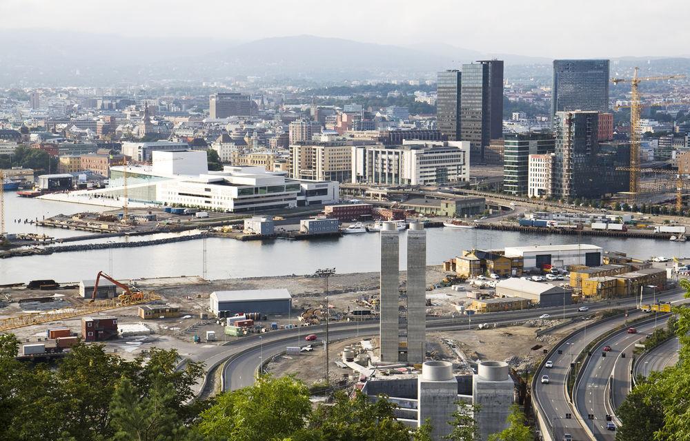 Norvegia rămâne una dintre cele mai sigure țări pentru traficul rutier: o singură persoană a murit într-un accident rutier în Oslo în 2019 - Poza 1