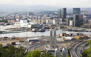 Norvegia rămâne una dintre cele mai sigure țări pentru traficul rutier: o singură persoană a murit într-un accident rutier în Oslo în 2019