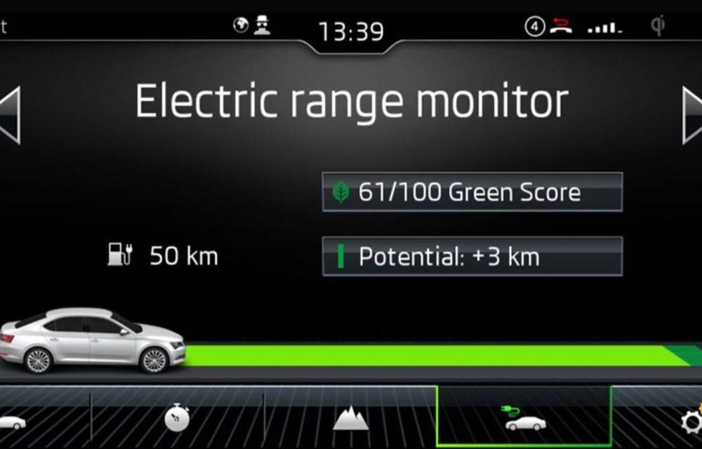 Modelele electrificate Skoda ajung și în România: Citigo electric pleacă de la 20.000 de euro, iar Superb iV PHEV are un preț de pornire de 33.400 de euro - Poza 6