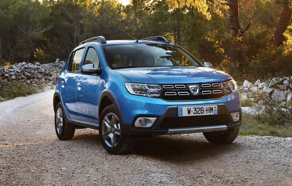 Dacia a înmatriculat aproape 139.000 de mașini în Franța în anul 2019: Sandero, locul 5 în topul modelelor - Poza 1