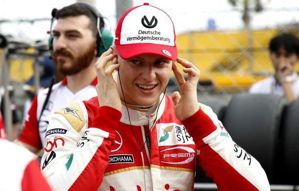 Ferrari anticipează că Mick Schumacher va fi un candidat bun pentru un loc în F1: Scuderia sugerează că germanul va fi pregătit în 2022 - Poza 1