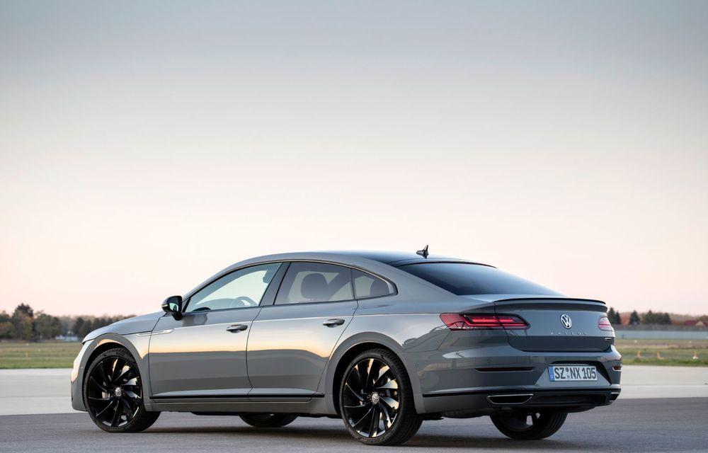 Volkswagen lansează Arteon R-Line Edition: modelul propune elemente speciale de caroserie și echipamente suplimentare pentru interior - Poza 13