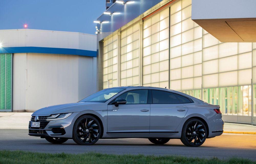 Volkswagen lansează Arteon R-Line Edition: modelul propune elemente speciale de caroserie și echipamente suplimentare pentru interior - Poza 10