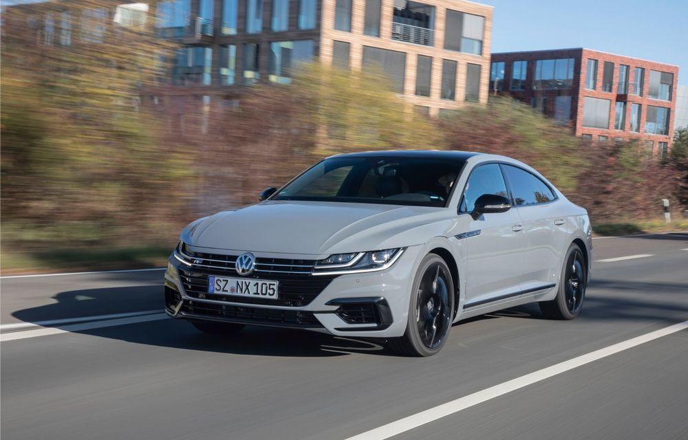 Volkswagen lansează Arteon R-Line Edition: modelul propune elemente speciale de caroserie și echipamente suplimentare pentru interior - Poza 3