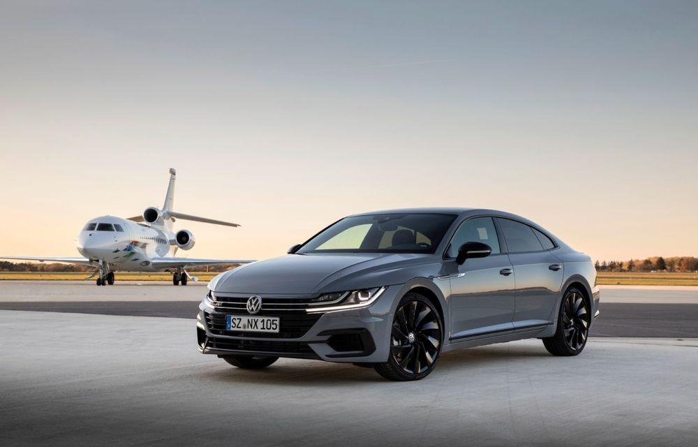 Volkswagen lansează Arteon R-Line Edition: modelul propune elemente speciale de caroserie și echipamente suplimentare pentru interior - Poza 9