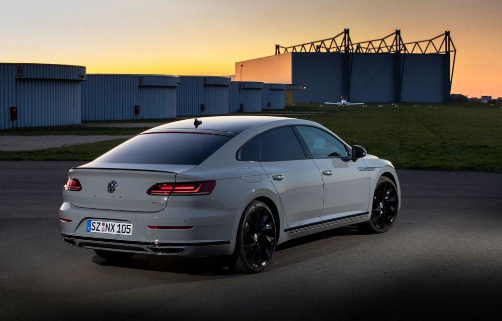 Volkswagen lansează Arteon R-Line Edition: modelul propune elemente speciale de caroserie și echipamente suplimentare pentru interior - Poza 12