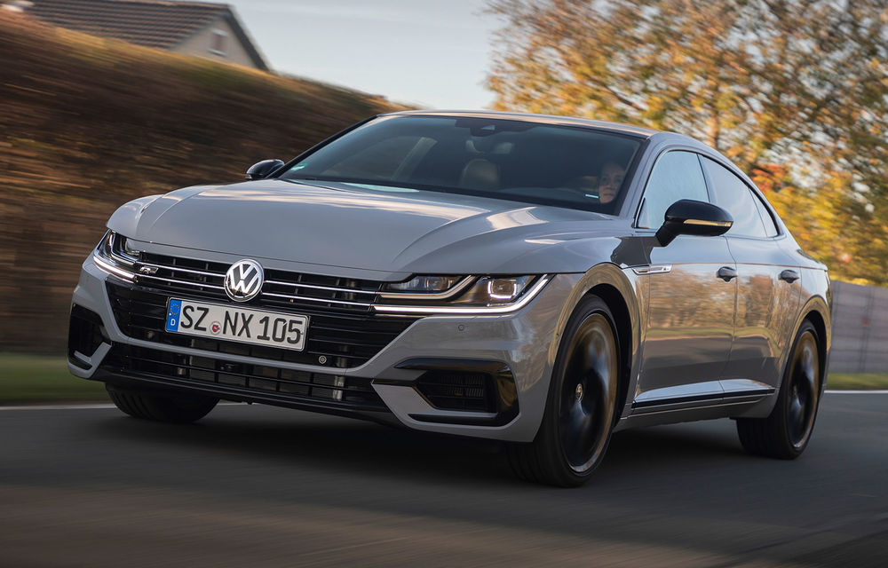 Volkswagen lansează Arteon R-Line Edition: modelul propune elemente speciale de caroserie și echipamente suplimentare pentru interior - Poza 1