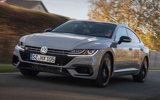 Volkswagen lansează Arteon R-Line Edition: modelul propune elemente speciale de caroserie și echipamente suplimentare pentru interior