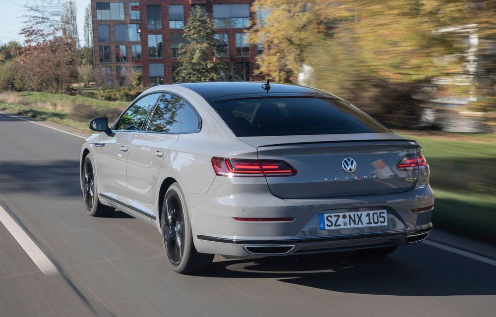 Volkswagen lansează Arteon R-Line Edition: modelul propune elemente speciale de caroserie și echipamente suplimentare pentru interior - Poza 6