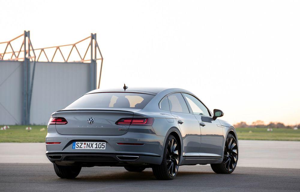 Volkswagen lansează Arteon R-Line Edition: modelul propune elemente speciale de caroserie și echipamente suplimentare pentru interior - Poza 14