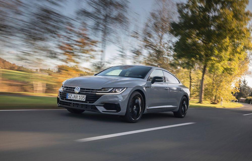 Volkswagen lansează Arteon R-Line Edition: modelul propune elemente speciale de caroserie și echipamente suplimentare pentru interior - Poza 2