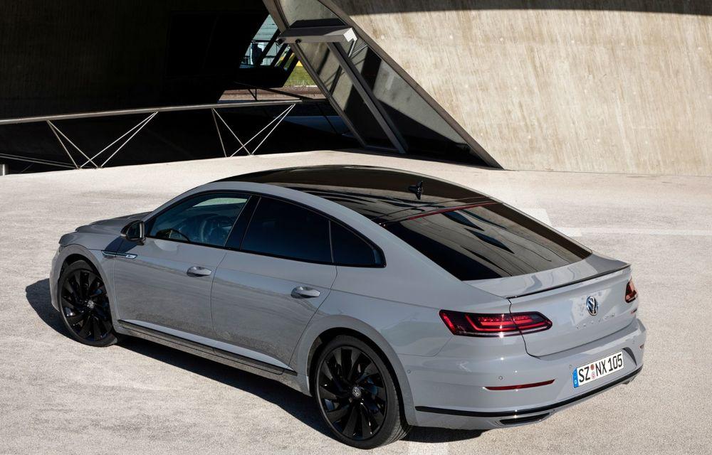 Volkswagen lansează Arteon R-Line Edition: modelul propune elemente speciale de caroserie și echipamente suplimentare pentru interior - Poza 16