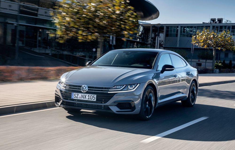 Volkswagen lansează Arteon R-Line Edition: modelul propune elemente speciale de caroserie și echipamente suplimentare pentru interior - Poza 4