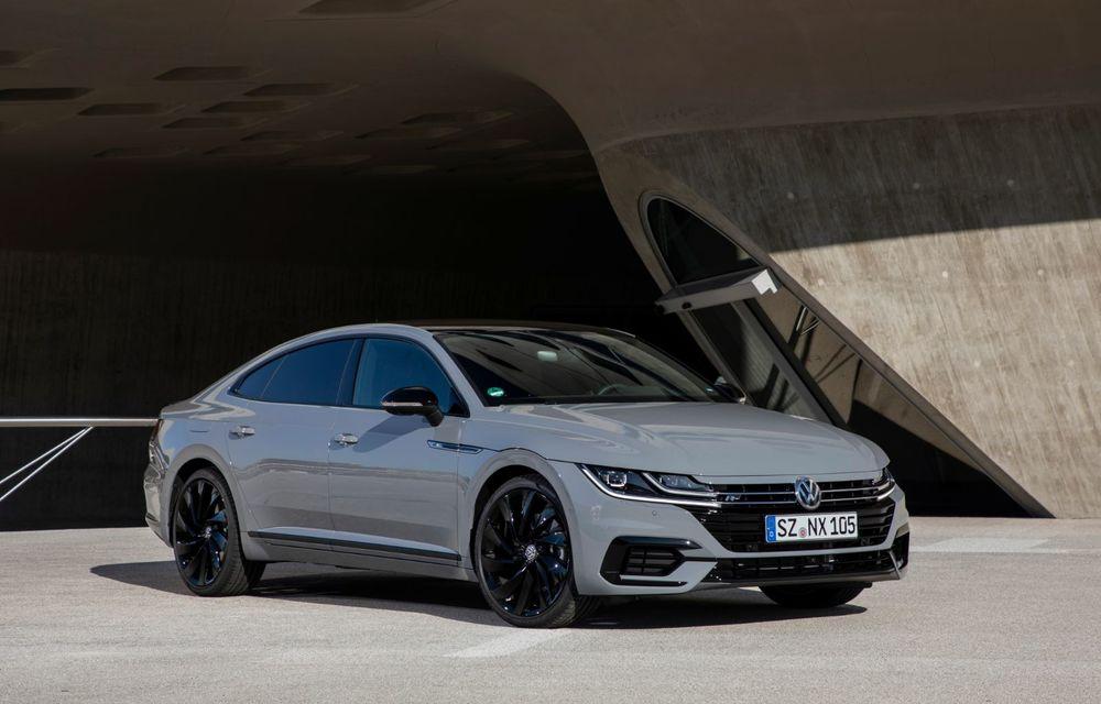 Volkswagen lansează Arteon R-Line Edition: modelul propune elemente speciale de caroserie și echipamente suplimentare pentru interior - Poza 11