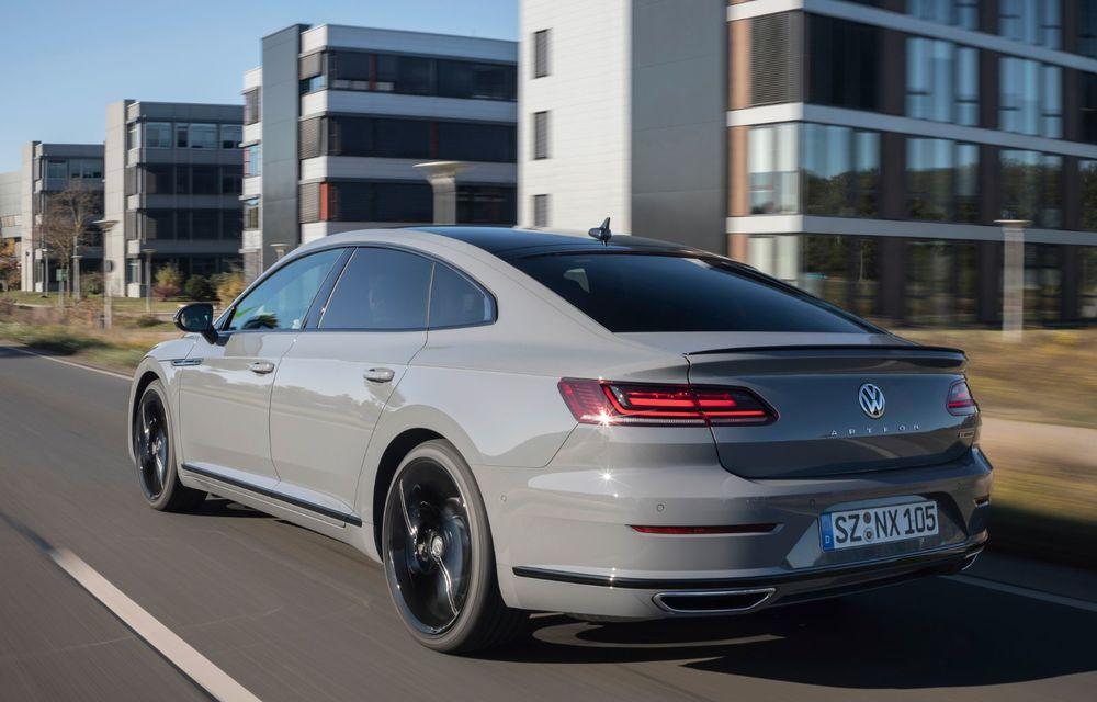 Volkswagen lansează Arteon R-Line Edition: modelul propune elemente speciale de caroserie și echipamente suplimentare pentru interior - Poza 7