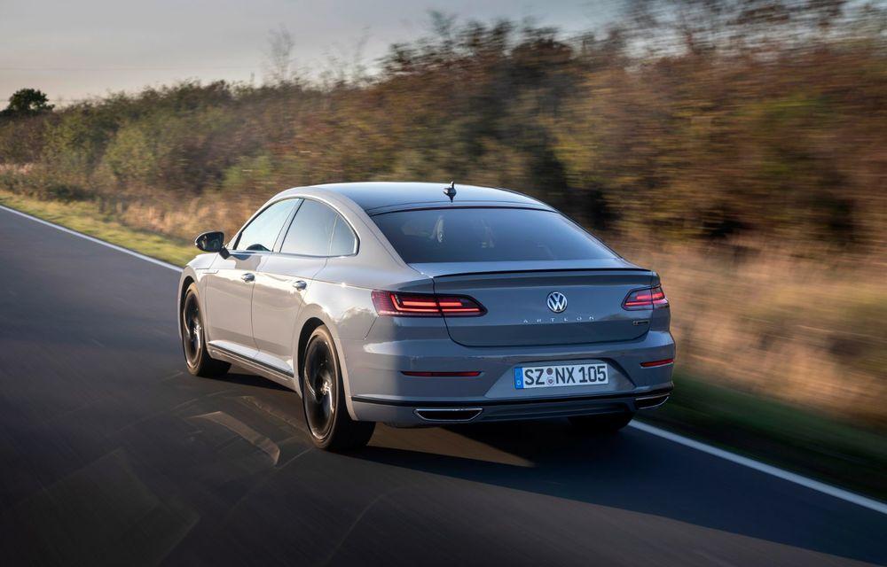 Volkswagen lansează Arteon R-Line Edition: modelul propune elemente speciale de caroserie și echipamente suplimentare pentru interior - Poza 5