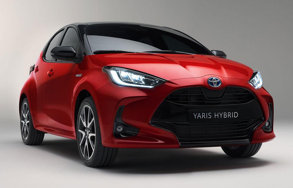Toyota pregătește un nou SUV: modelul va avea la bază platforma lui Yaris și va fi prezentat în a doua parte a anului curent - Poza 1