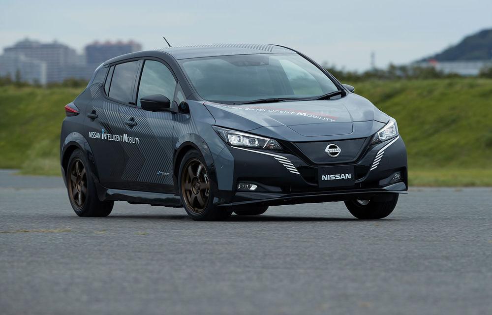 Versiunea de serie a conceptului Nissan Ariya va miza pe sistemul de propulsie e-4orce: două motoare electrice și tracțiune integrală - Poza 3