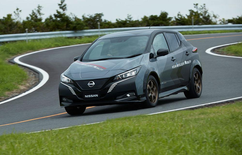 Versiunea de serie a conceptului Nissan Ariya va miza pe sistemul de propulsie e-4orce: două motoare electrice și tracțiune integrală - Poza 5