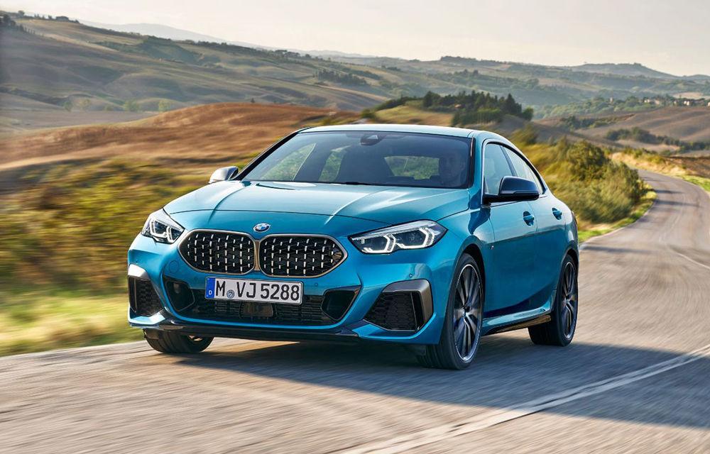 BMW Seria 2 Gran Coupe poate fi comandat în România: rivalul lui Mercedes-Benz CLA are un preț de pornire de 29.750 de euro - Poza 1